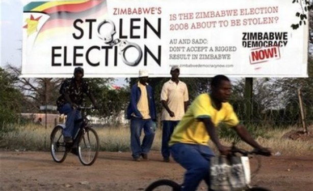 'Zimbabweans Fear Election-Related Violence'