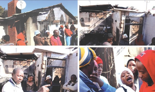 Family Burnt To Death At Nketa Inferno