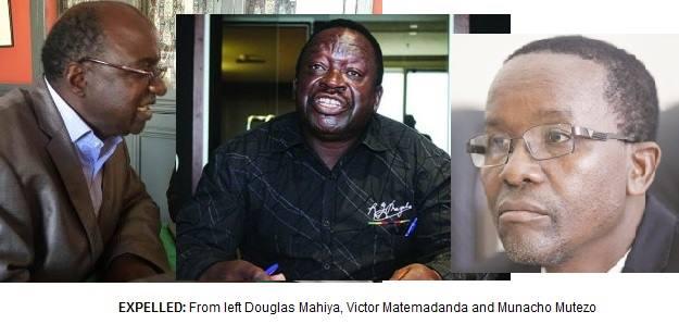 BREAKING: Zanu PF Expels Rebellious War Vets