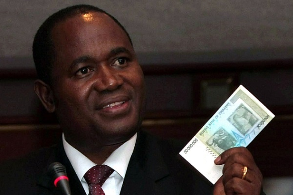 Gideon Gono Dragged To Court For Failing To Pay Zesa Bills