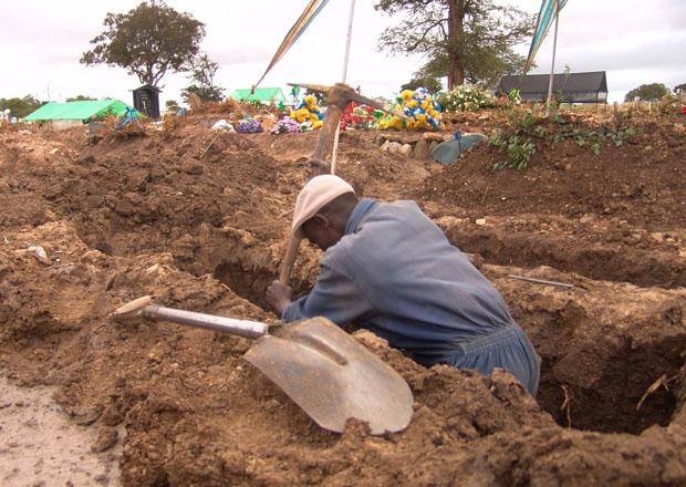 Man Fined For Opening Own Graveyard In Pumula
