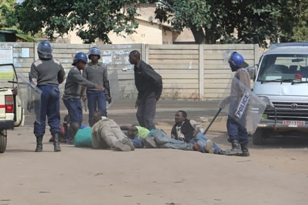 30 Arrested In Harare Protests