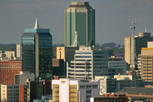 Harare Municipality BROKE
