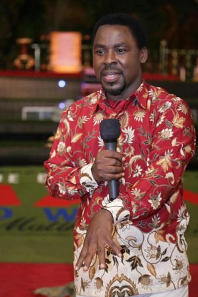 TB Joshua never prophesied about Tsvangirai