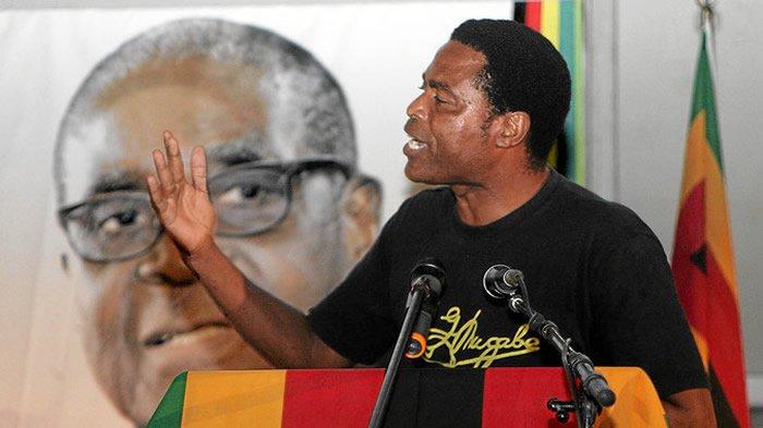 Jabulani Sibanda vs Mugabe Case Over Insult Deferred