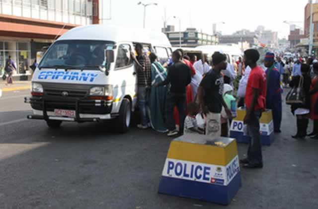 Mushikashika Commuters To Be Fined $200