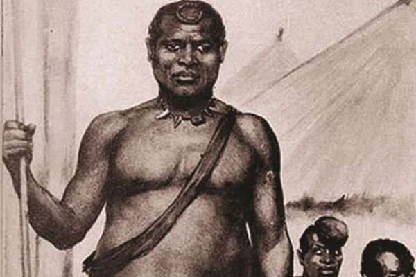 King Lobengula's Stolen Spear Was A Fake: Original Safe