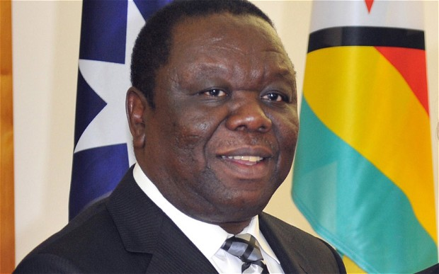 WAR VETS ENDORSE MORGAN TSVANGIRAI