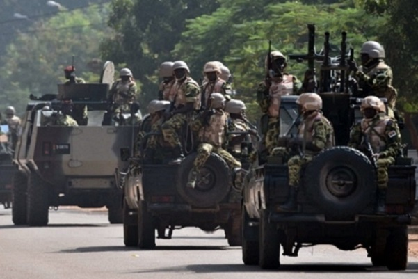 Mozambique Now Hot Zone: Military Escort For Trucks On Beira Road