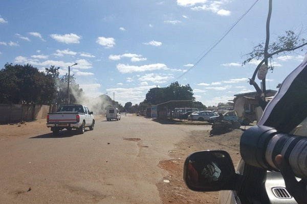 ZIM SHUTDOWN IN PICTURES: POLICE BRUTALLY BEAT RESIDENTS