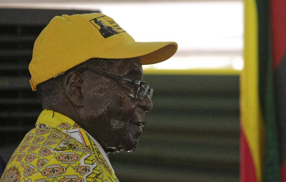 Mugabe Knows Nothing About The Zimbabwe Constitution: MP