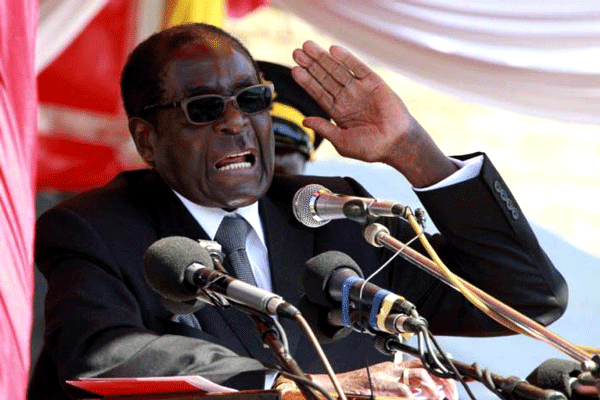 Mugabe Makes U-Turn, Blasts Chinese Counterparts