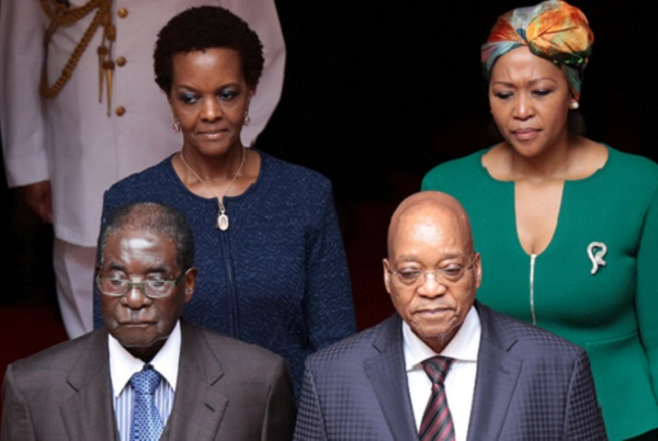 Don't Be Fooled By The ANC Or Robert Mugabe: Opinion
