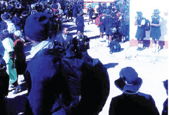 Mukaro High School Re-Opens After 2 Week Closure