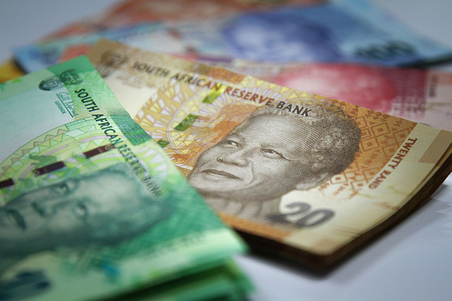Zim Imports Decline As South African Rand Gains Value