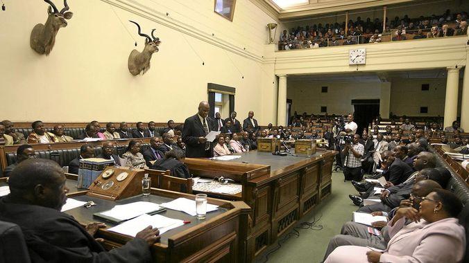 Zanu PF Exert Revenge On 35 Fired MPs