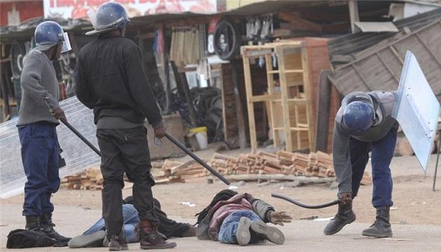 SHOCKING: Police Deny Brutality Captured On Video