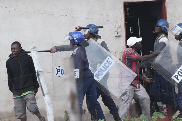 SHOCKING: Police To Hunt Down Protestors