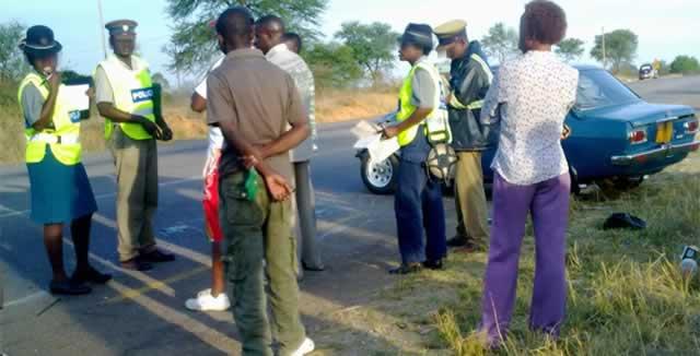 Are Zim Road Blocks Legal?