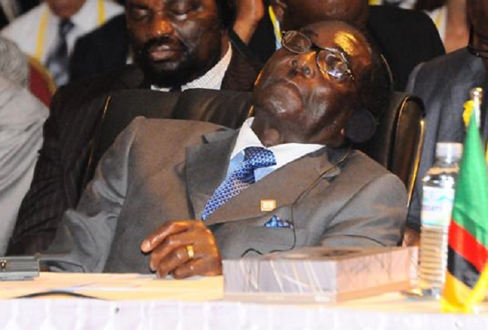 MPs Plot Vote Of No Confidence On Mugabe
