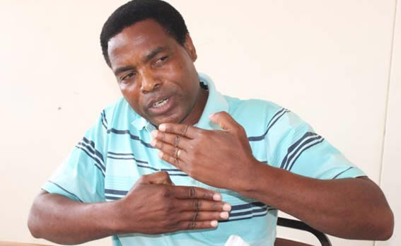 Jabulani Sibanda Breathes Fire over Bashing of War Vets