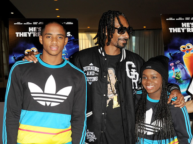 Snoop Lion's football star son suspended from playing
