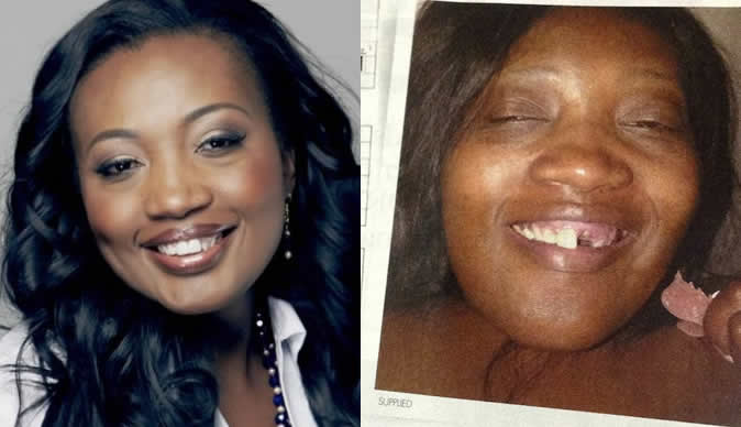 Generations star Sophie Ndaba's ex husband reveals her unflattering photo