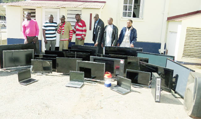 Cops Recover Stolen Property Worth $42,000  From Bulawayo Robbers