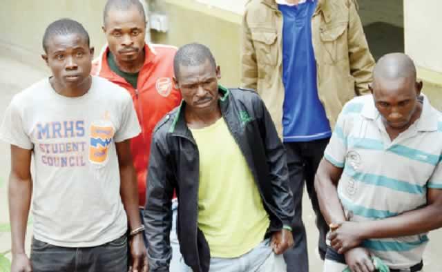 4 Arrested In Air Zim Boss Murder Case