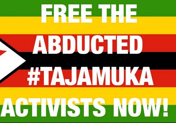 'Zimbabweans Proud Of Tajamuka'