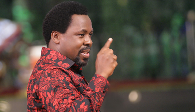 Zim churches skeptical of TB Joshua visit