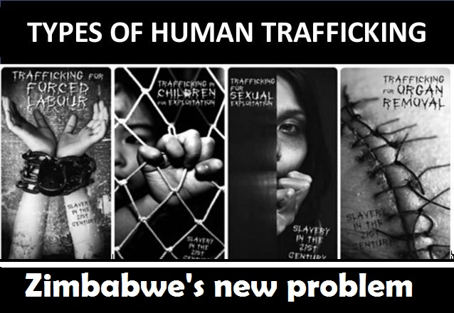 Human Trafficking, A New Addition To Zim Woes