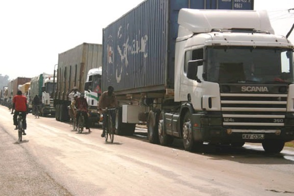 NRZ Want Trucks Banned From Carrying Bulk Goods