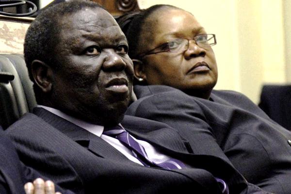 Mujuru, Tsvangirai Reject Coalition Against Mugabe