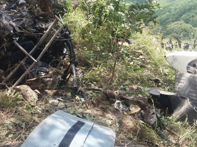 Four company directors die in Vumba Mountain plane crash