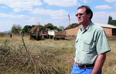 Zimbabwe's White Farmers Evicted By Mugabe Regime Want Compensation