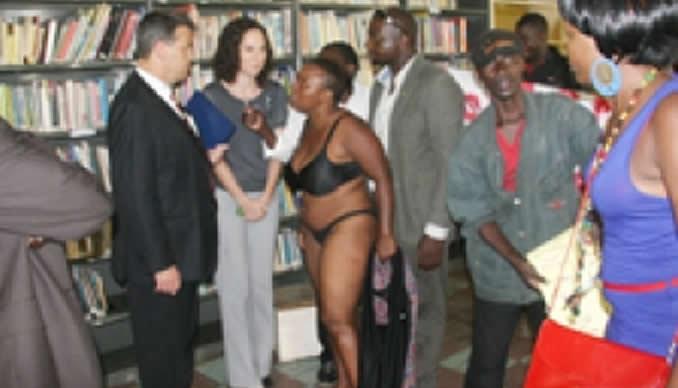 Naked zim women pics