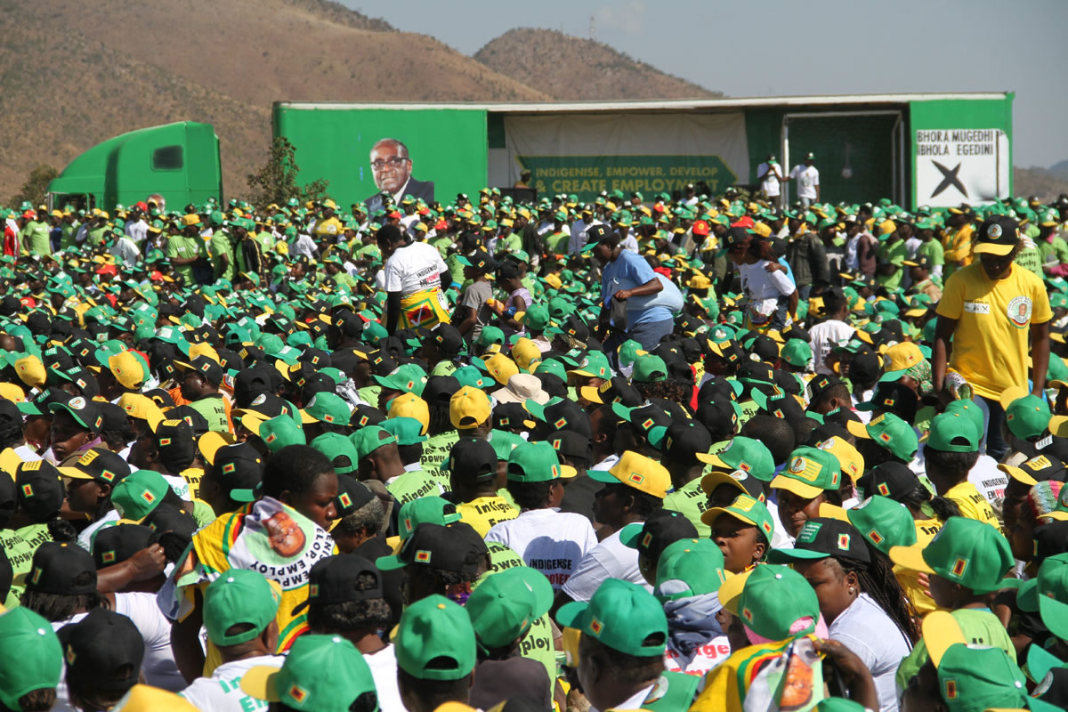 Zanu PF kidnaps Civilians To