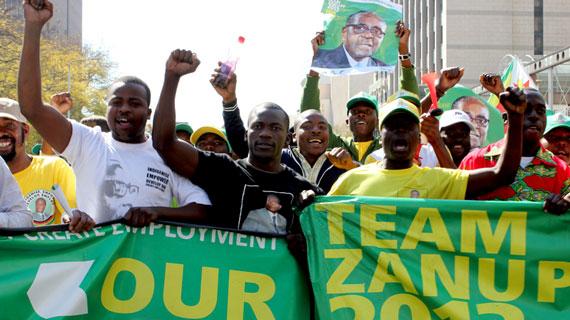 Zanu PF Bulawayo To Provide 100,000 Youths For One Million-Man March