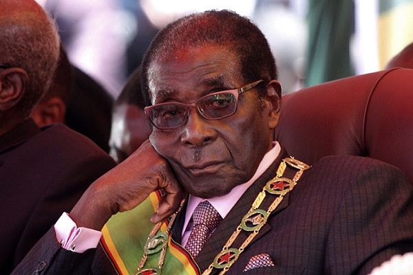 Mugabe's Defence Forces Day Speech